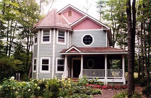 Modular home victorian modular homes for Victorian style modular homes