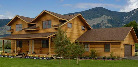 Modular home construction process in great falls montana for Home construction process